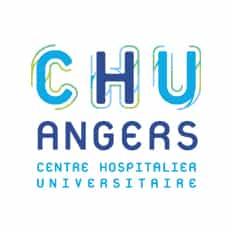 CHU Angers logo gaspard
