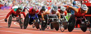 gaspard allié coussin anti escarre soutient le handisport : para athlétisme