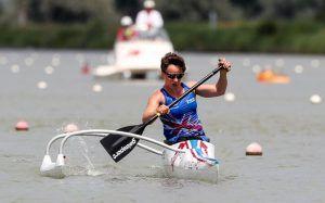 gaspard allié coussin anti escarre soutient le handisport : para canoe