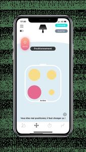 Positionnement + iPhone